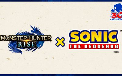 Gotta Go Hunt: Monster Hunter X Sonic Collab Coming in November