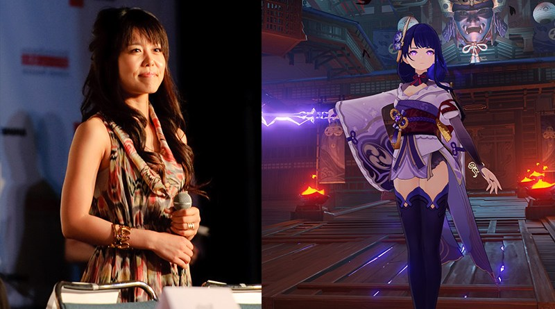 Miyuki Sawashiro – Who is the Voice Behind Raiden Shogun Baal?