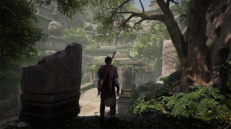 Xuan-Yuan Sword 7 World