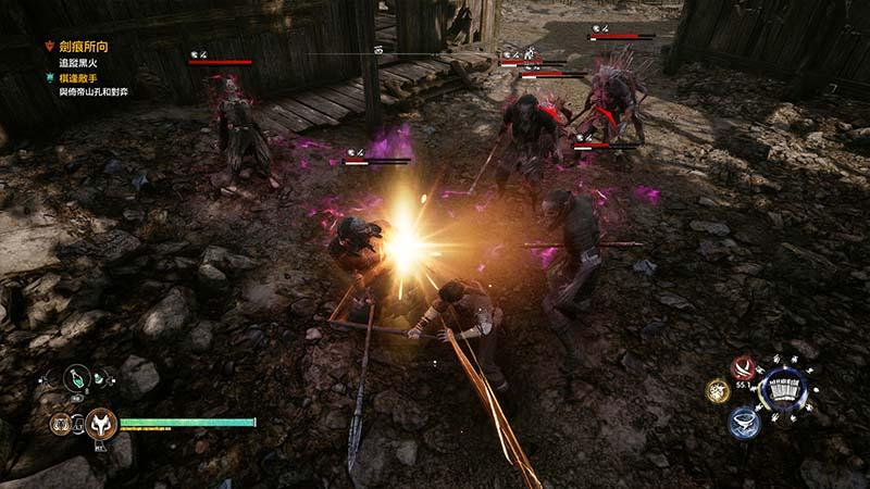 Xuan-Yuan Sword 7 Combat