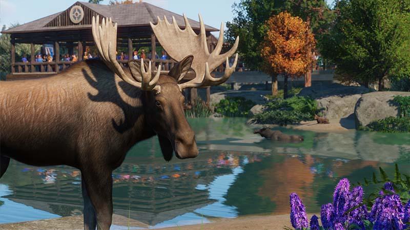 Planet Zoo North America Animal Pack Moose