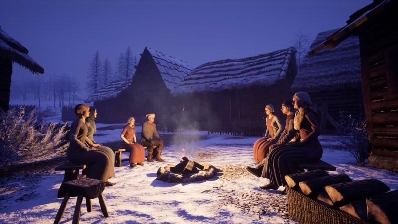 Medieval Dynasty Camp Fire