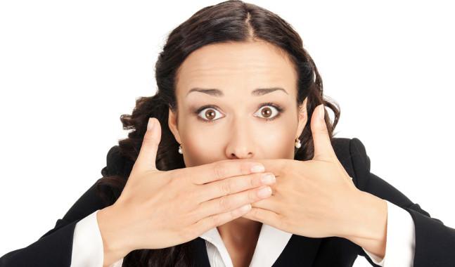 Le 5 espressioni che distruggono la tua vendita