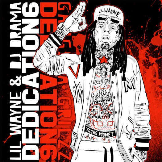 Lil Wayne 'Dedication 6'