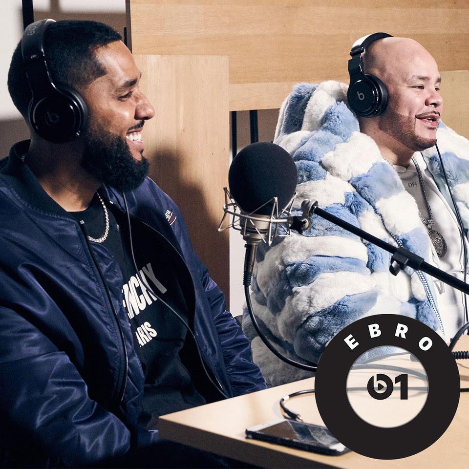 Fat Joe and Dre via Beats 1