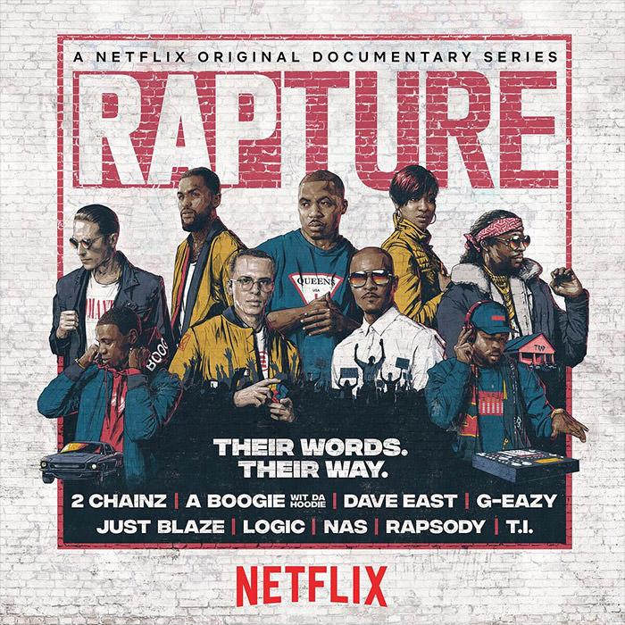 'Rapture' OST