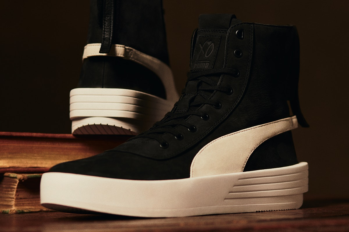 PUMA x The Weeknd Unveil XO Collection Drop 2  0d58c14fe