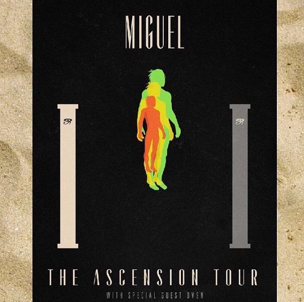 Miguel: The Ascension Tour