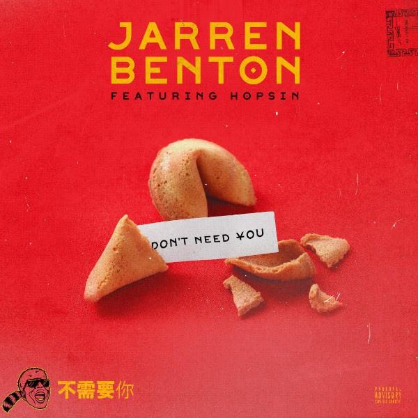 Jarren Benton