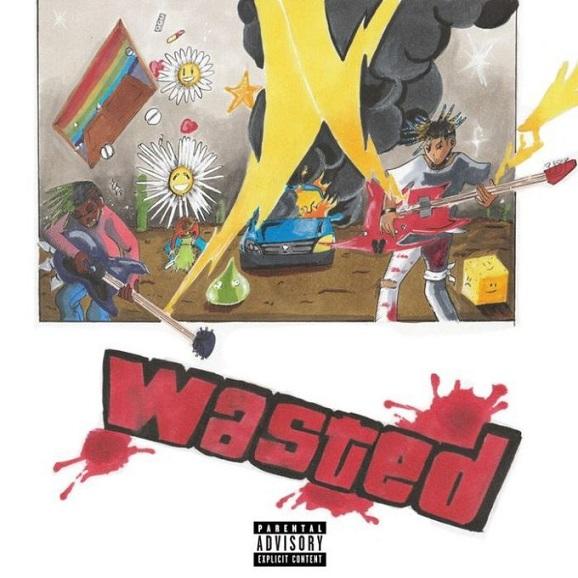 """Juice WRLD - """"Wasted"""""""
