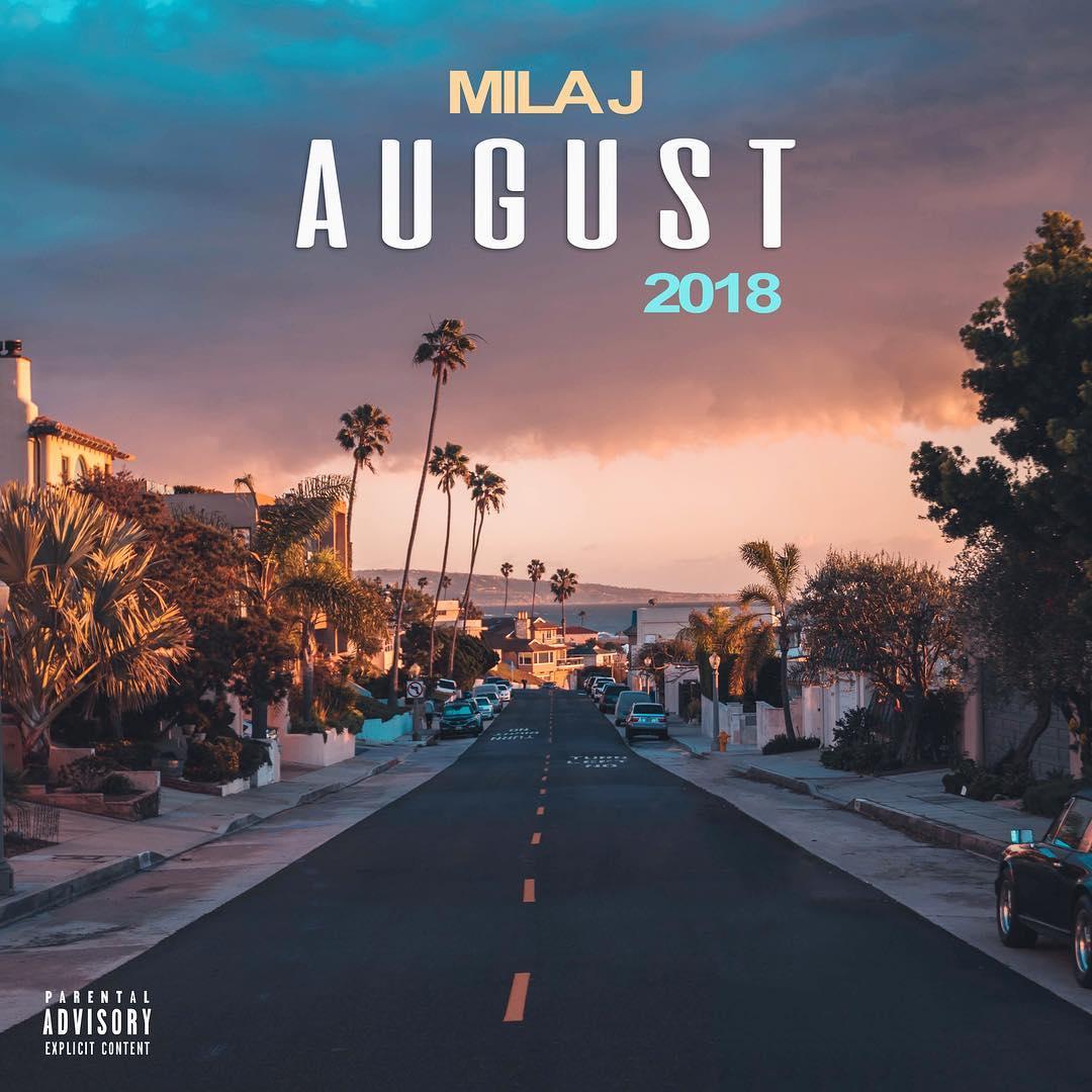 "Mila J - ""August 2018"""