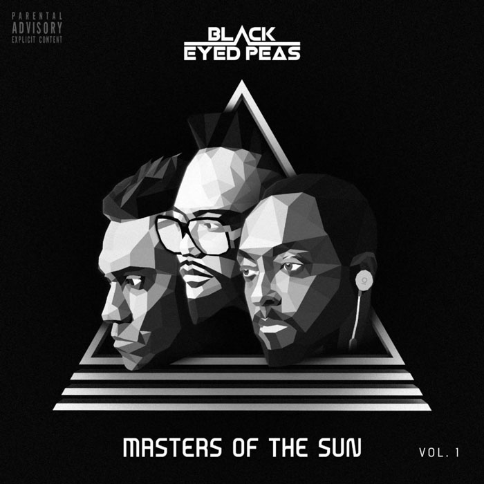 Black Eyed Peas - 'Masters Of The Sun Vol. 1'