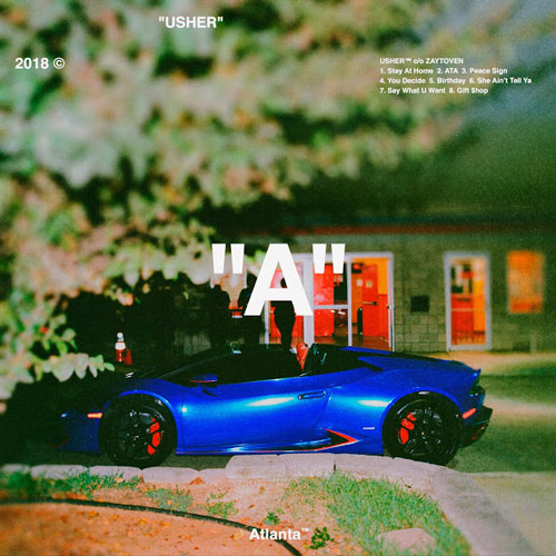 Usher 'A'