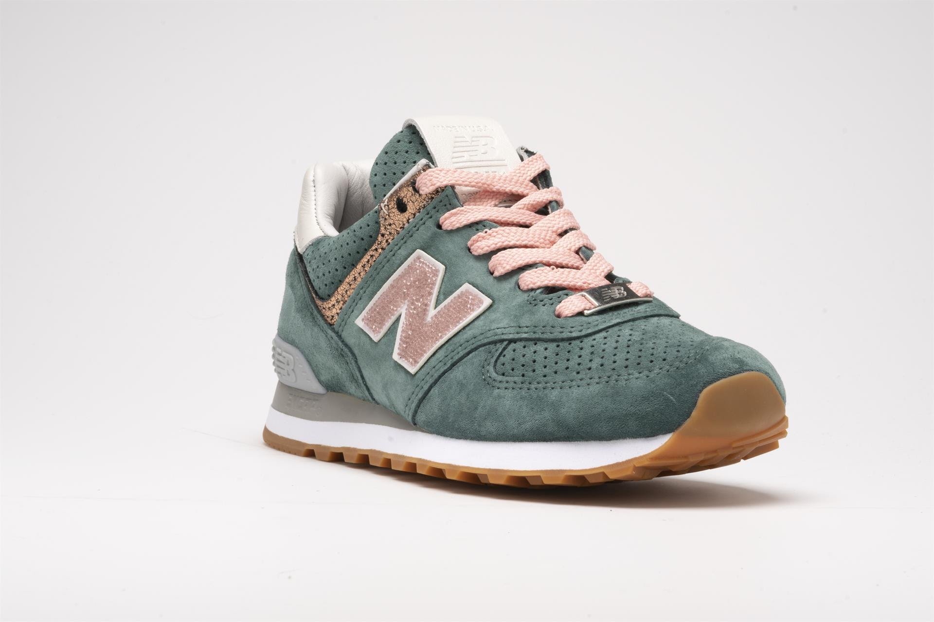 quality design 3d7b0 58df6 Image Credit  New Balance. The limited NB1 574 ...