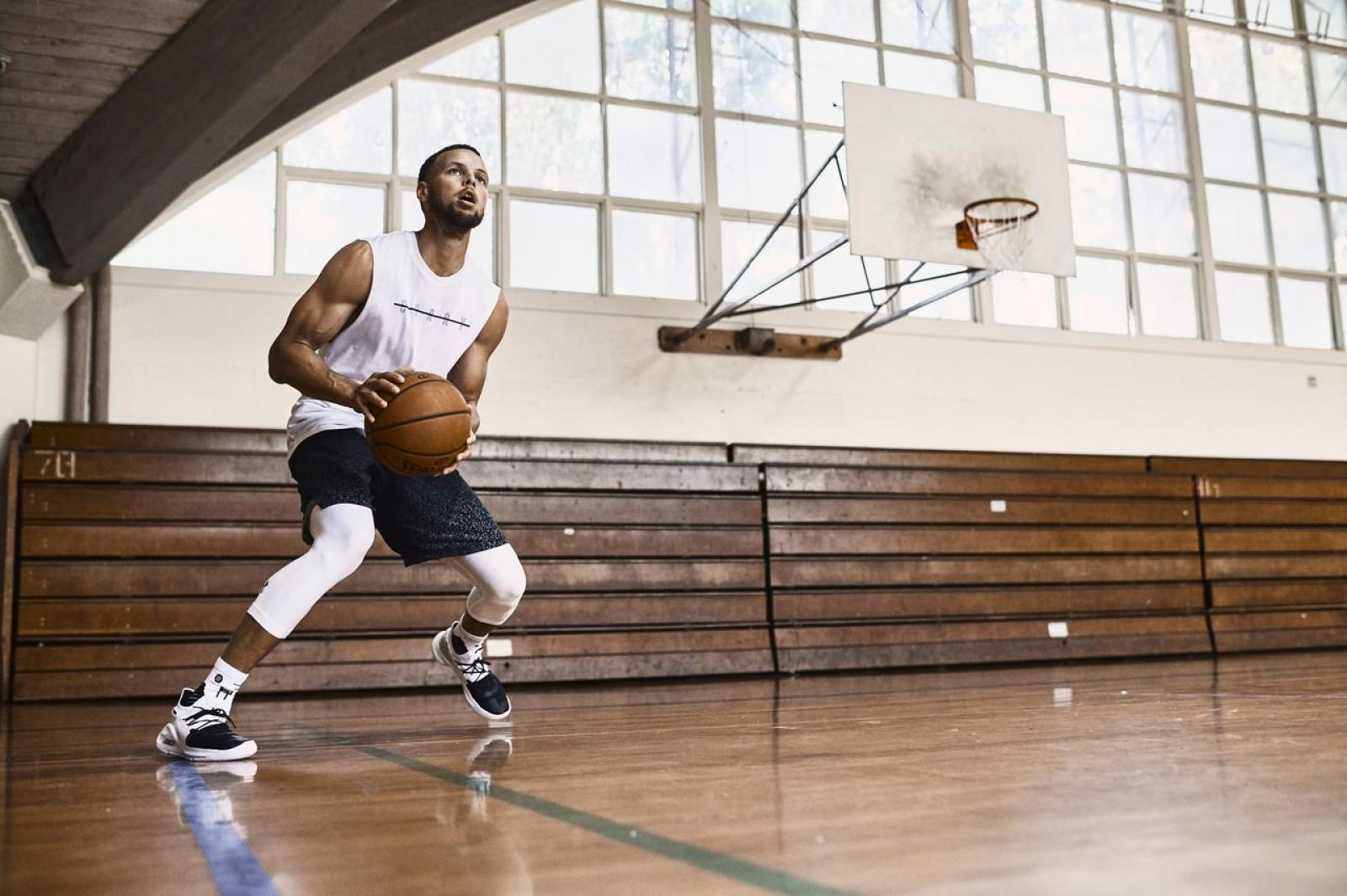 a5314608cf7 Image Credit  Under Armour. The Under Armour Curry 6 Working on Excellence  ...