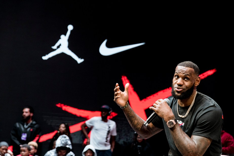 c7ca4ada51eb Nike   Jordan Brand Own The Game at NBA All-Star Saturday With ...