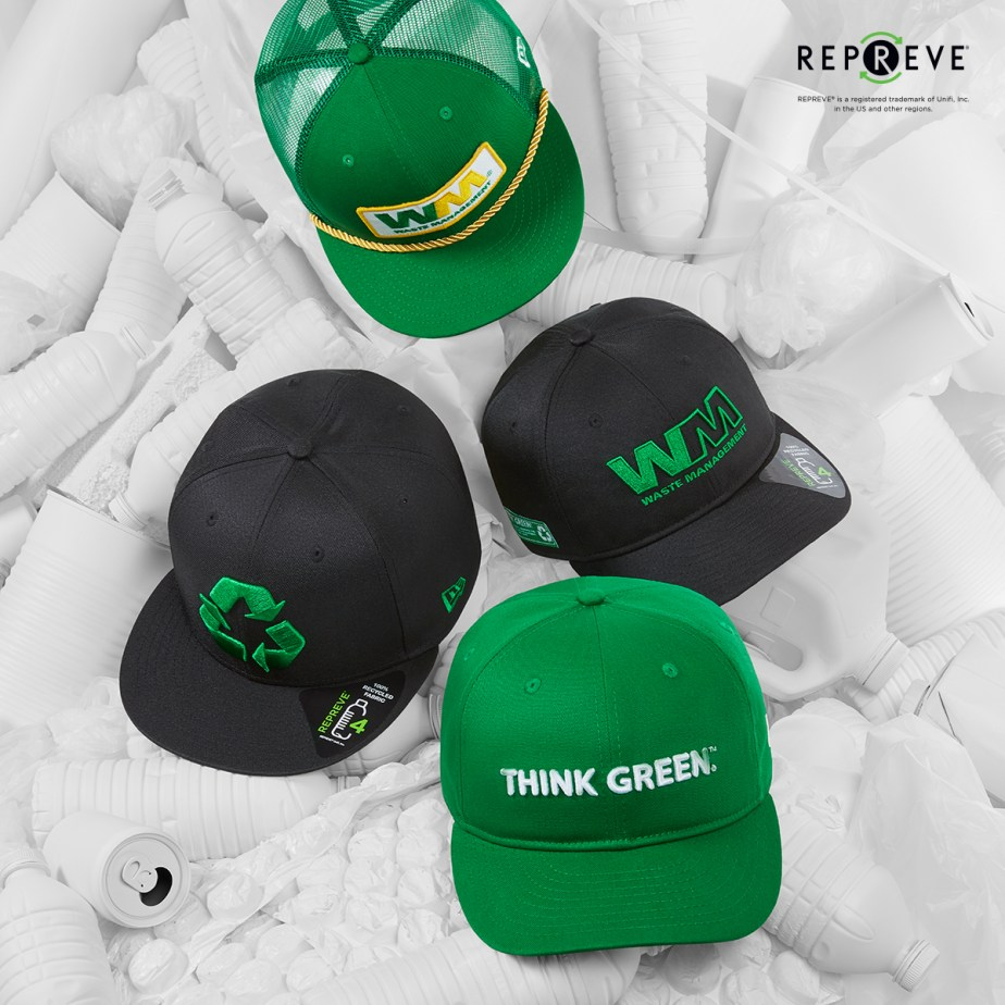 725918297c9b3 The New Era x Waste Management Hat + Apparel Collection