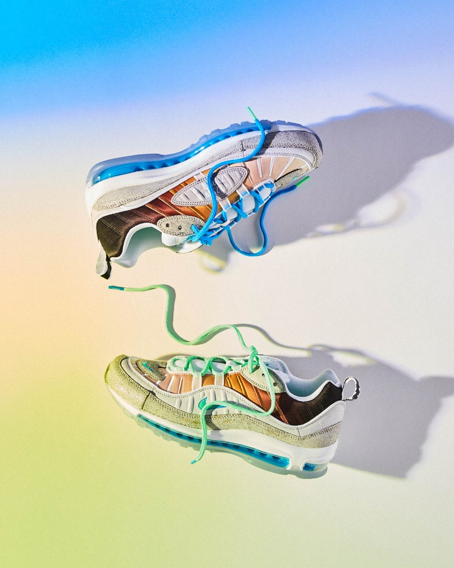 677350f9e8 Sneaker Releases On UNKNWN.com Include The Nike Air Max 98 NYC by ...