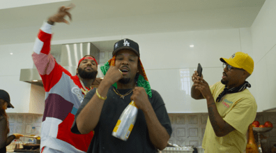 Dom Kennedy, The Game, Jay 305, Moe Roy Drop Visuals For