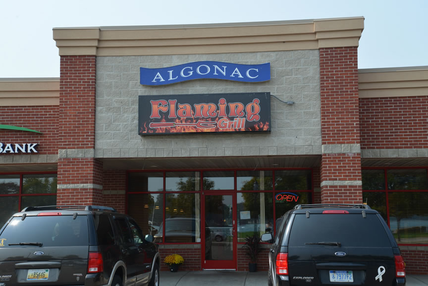 Algonac Flaming Grill
