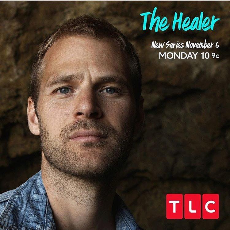 Charlie Goldsmith, The Healer