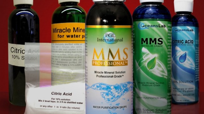 miracle mineral solution Archives - RESPECTFUL INSOLENCE