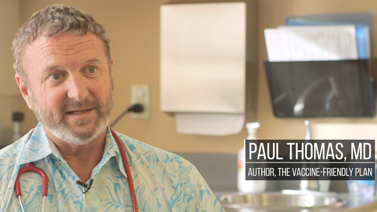 Dr Paul Thomas A Rising Star In The Antivaccine Movement