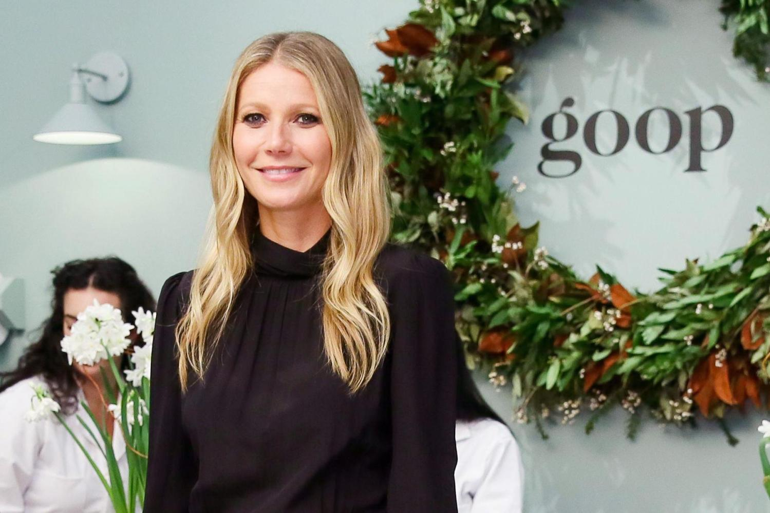 Gwyneth Paltrow and Goop: Allergic to fact-checking