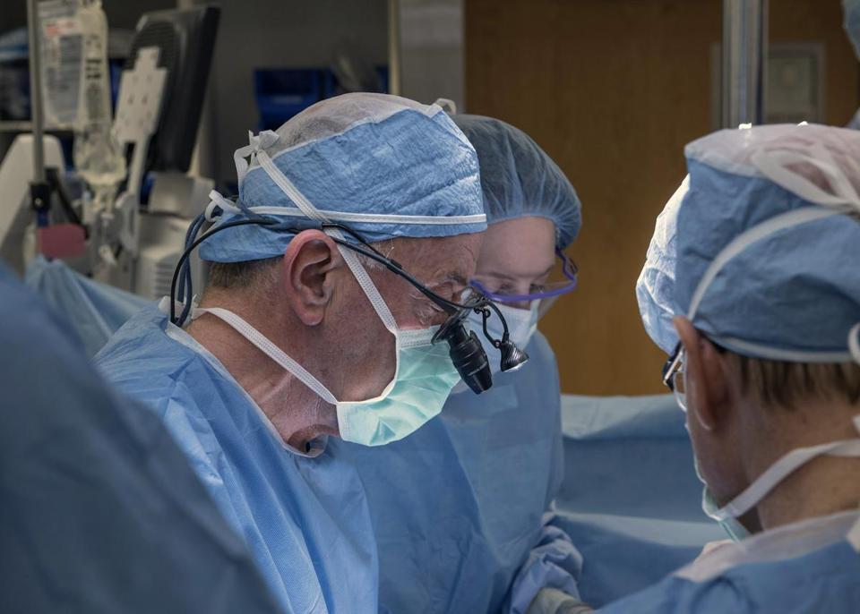 Surgical skullcap