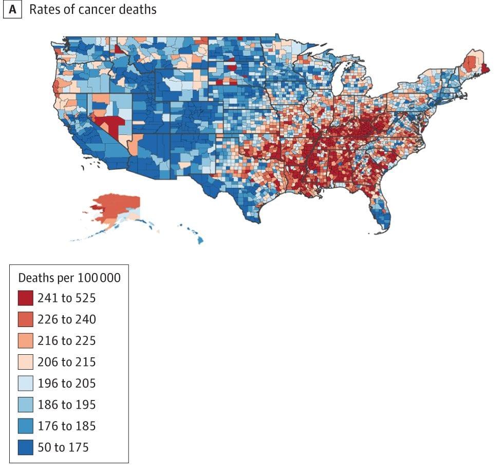 Cancer disparities