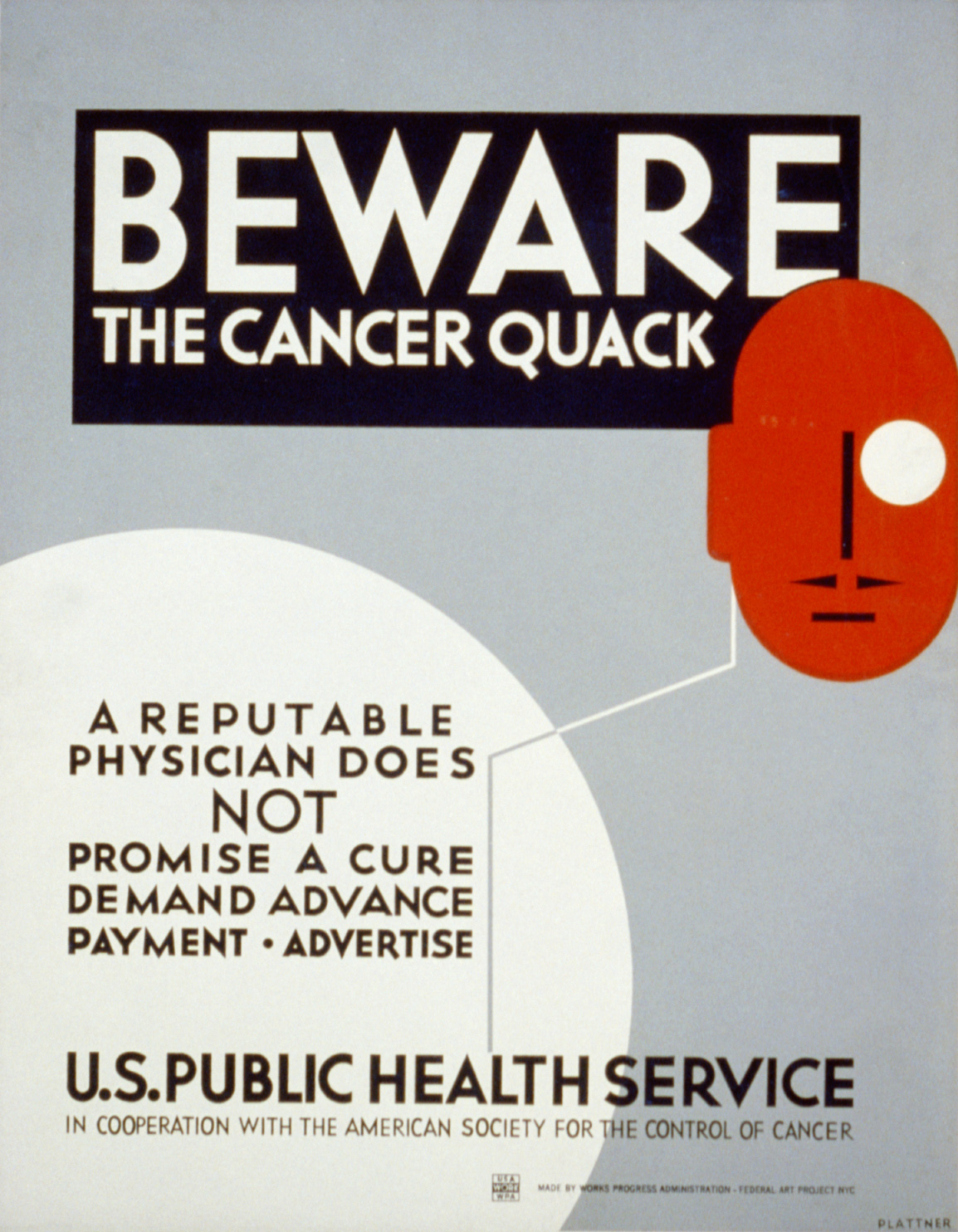 Alternative cancer cures: Beware the cancer quack