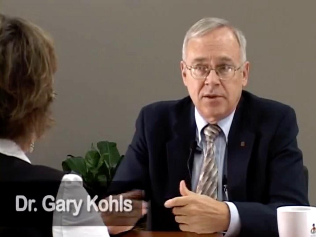 Gary G. Kohls, MD