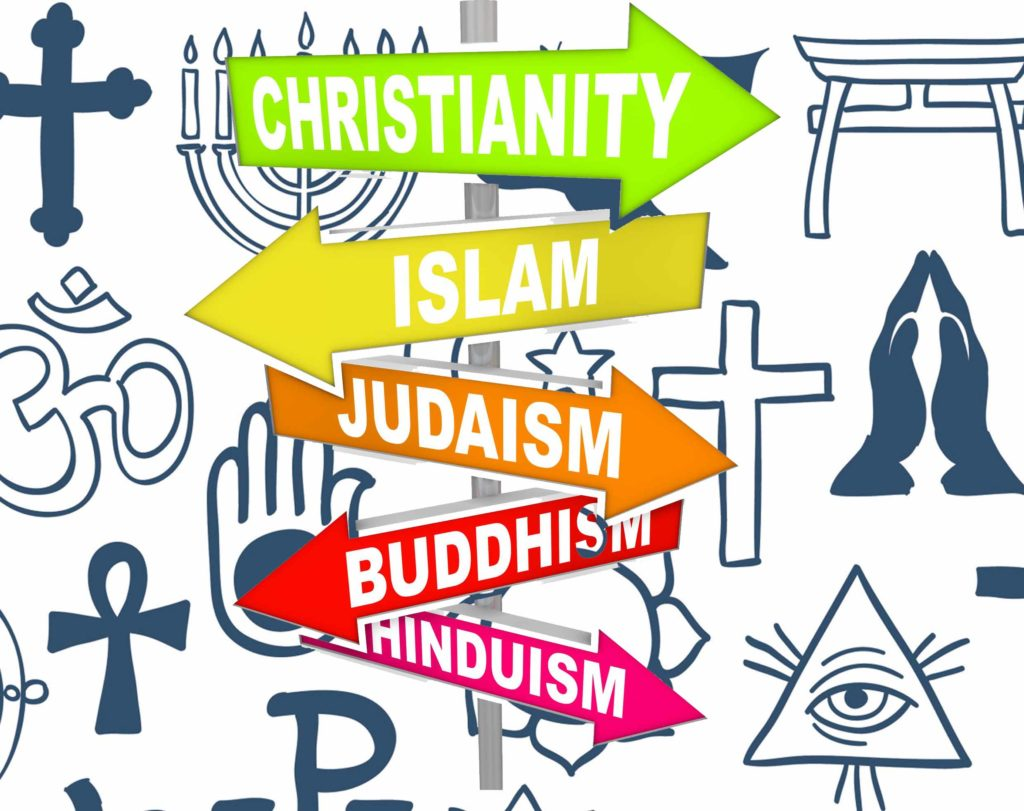 Ginger Taylor versus world religions