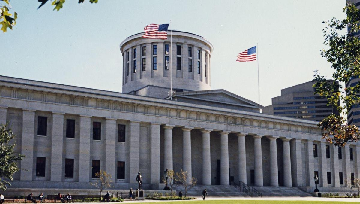 Ohio Statehouse vs. Public Health