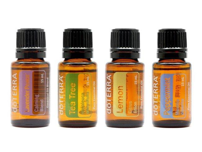 dōTERRA essential oils