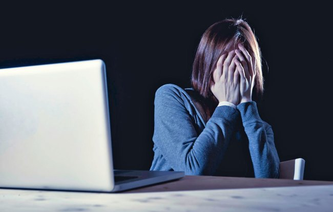 harassment online