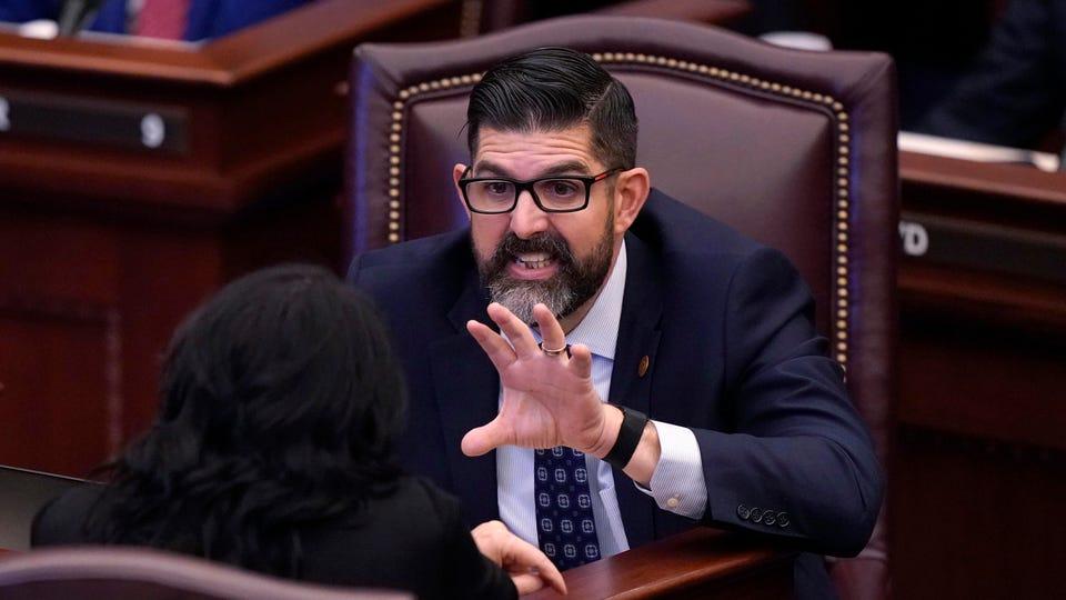 Sen. Manny Diaz