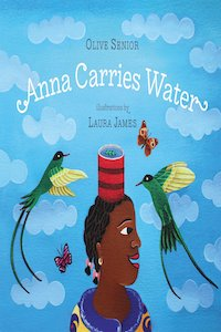 Anna carries Water - Olive Senior