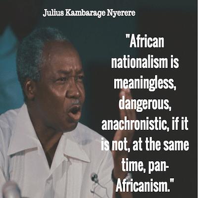 Julius Nyerere Quotes