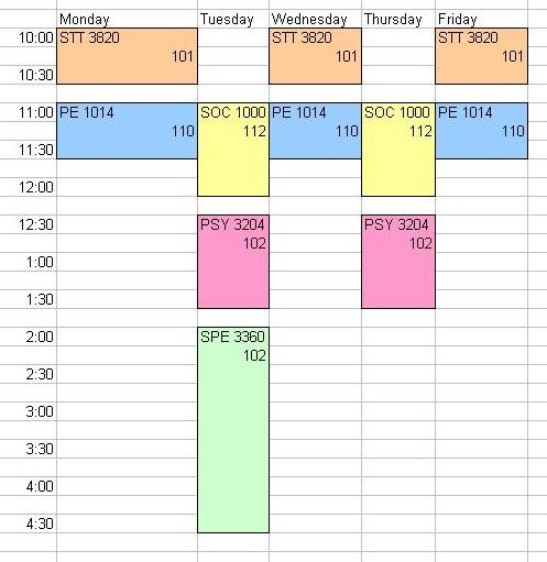 Create a revision timetable Respect Yourself