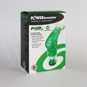 POWERbreathe Plus Wellness