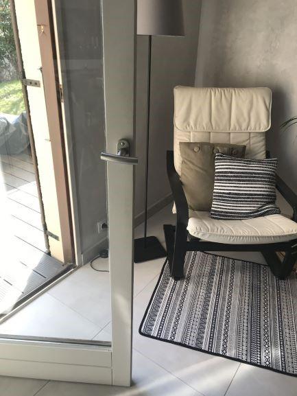 Porte-fenêtre modernisées grâce à la peinture