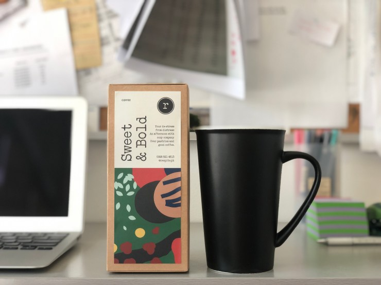 respite coffee subscription tea bag