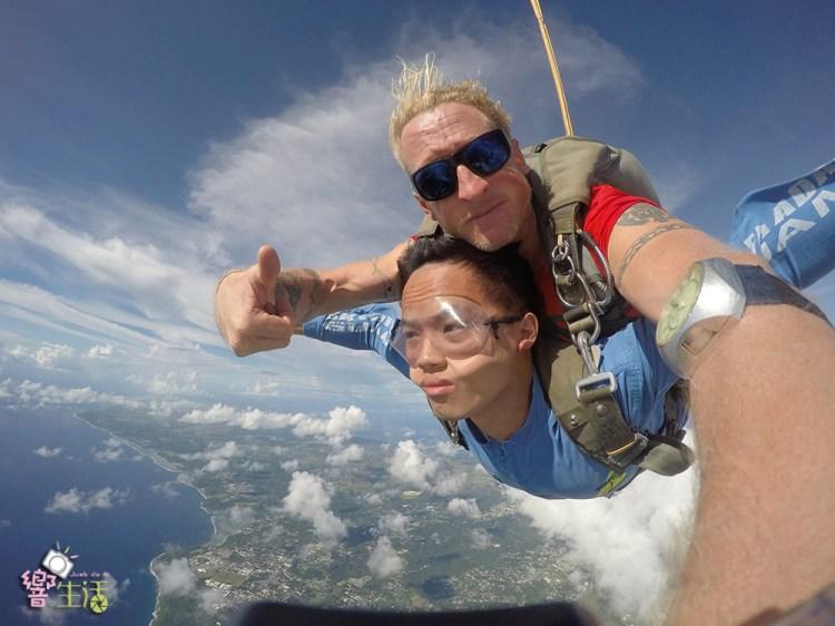 關島》高空跳傘 Skydive Guam 14,000英呎 – 人生一定要挑戰一次!