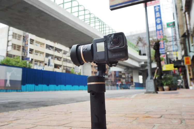 評測》捕捉運動美感 Feiyu Tech G5 防潑水手持穩定器