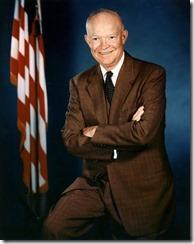 Portrait de manageur: Dwight David Eisenhower et 4 citations