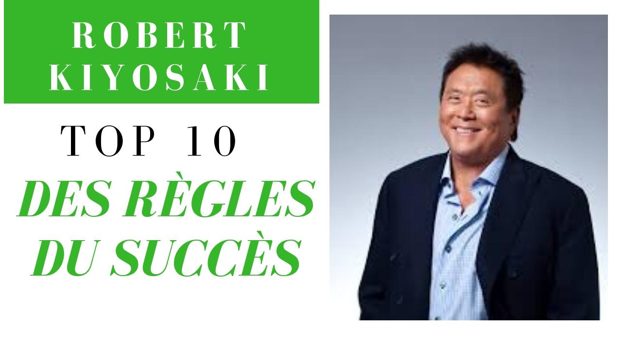7 clés du Livre Avant de Quitter Votre Emploi de Robert Kiyosaki
