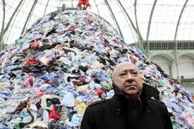 L'artiste Christian Boltanski est mort