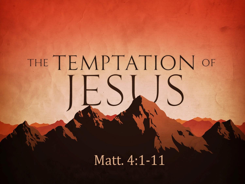 Matthew 4 Jesus Is Tested