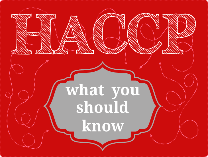 Haccp Plans Are For Anyone Who Handles Food